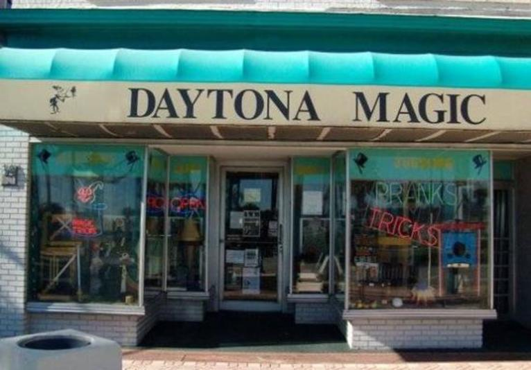 Daytona Magic Shop