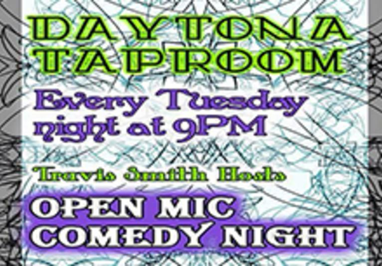 Daytona Taproom Open Mic