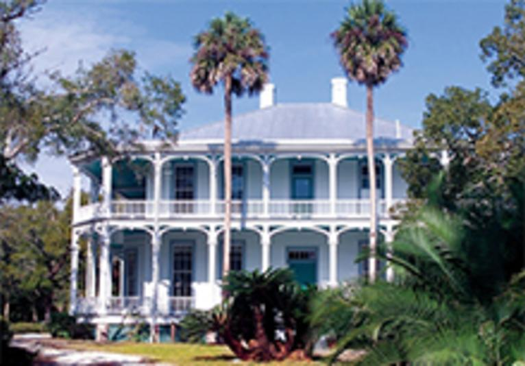 Debary Hall Mansion