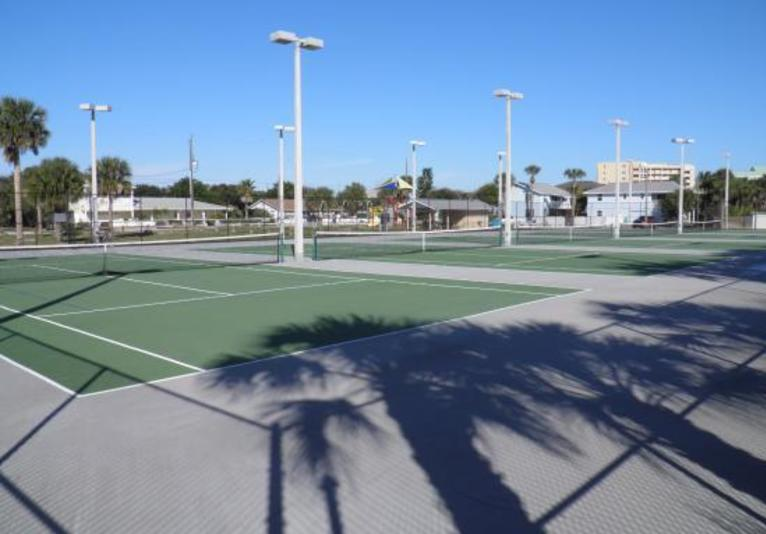 Detwiler Park Tennis Center