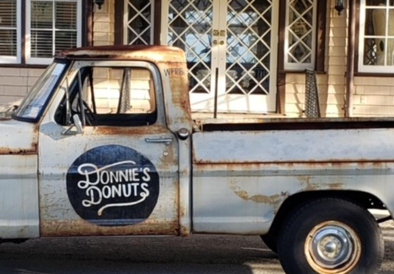 Donnies truck