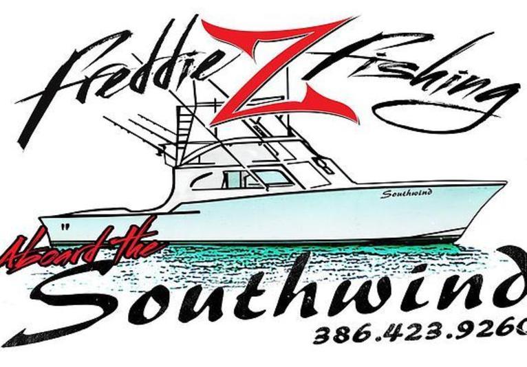 Freddie Z Fishing aboard the Southwind