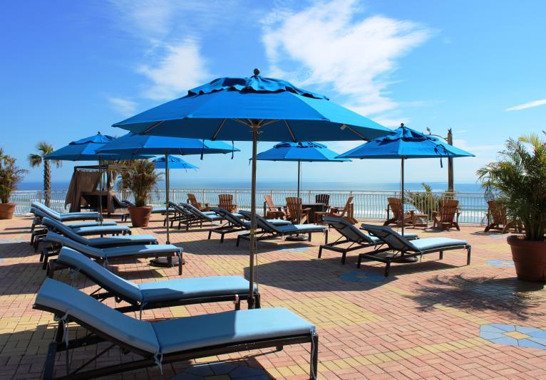 Seabreeze Terrace with views of the Atlantic Ocean