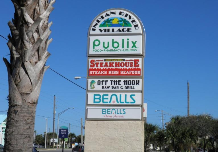 Indian River Village Shopping Center