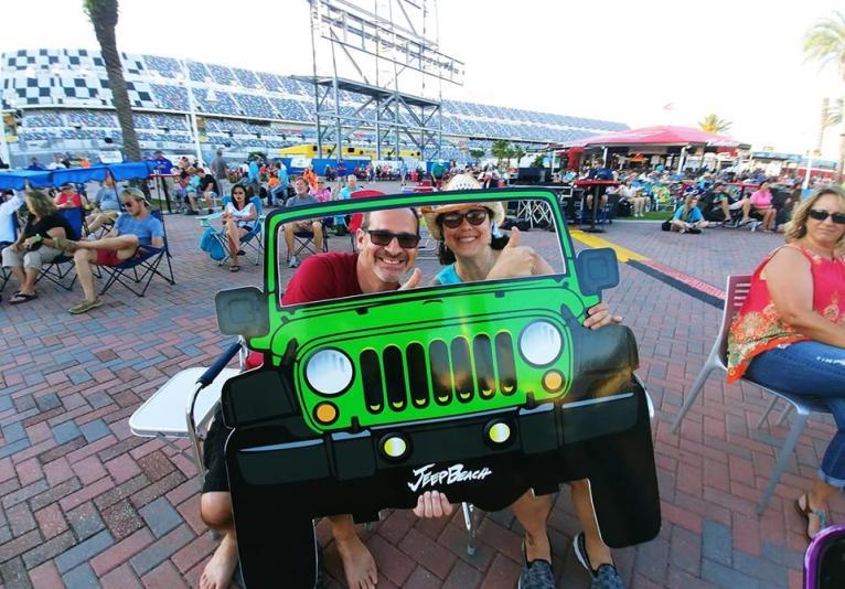 Jeep Beach 2021 Daytona Beach Fl