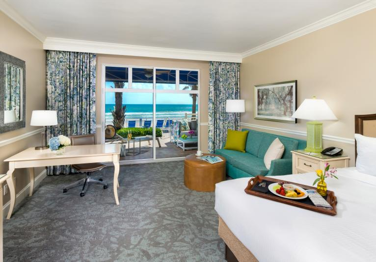 Cabana King Guest Room
