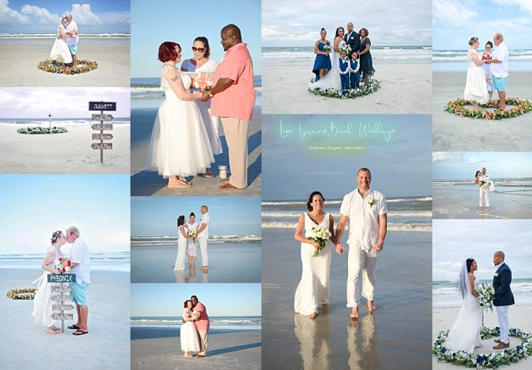 Lora Lynne Beach Weddings 1