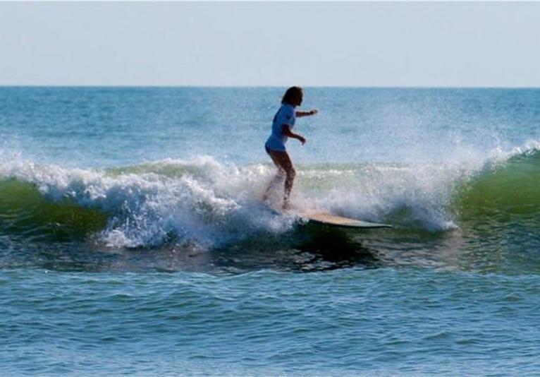 Mimi Munro Surf Camps
