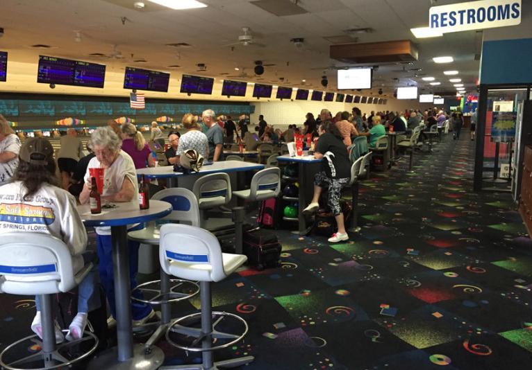 Ormond Lanes Bowling