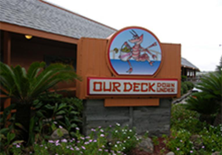 Our Deck Down Under