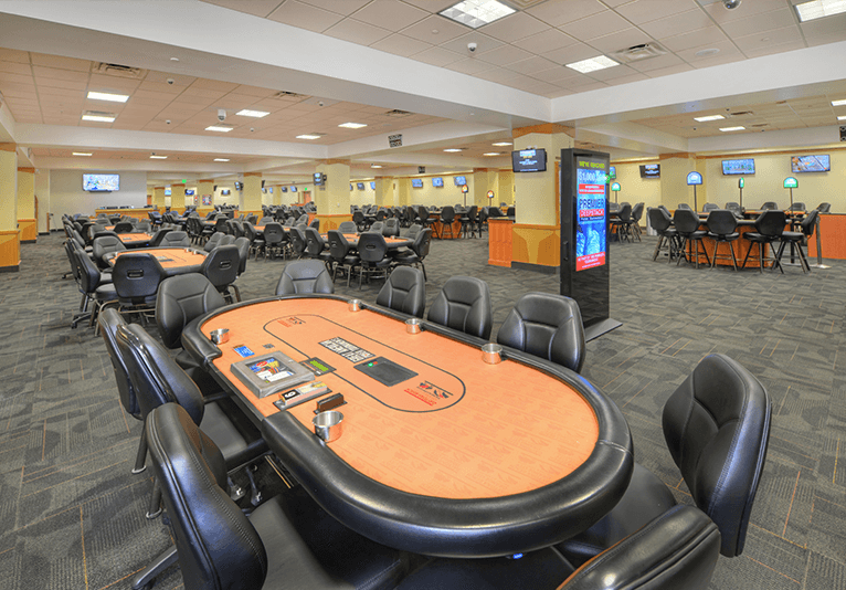 Daytona Beach Racing Card Club Poker Room