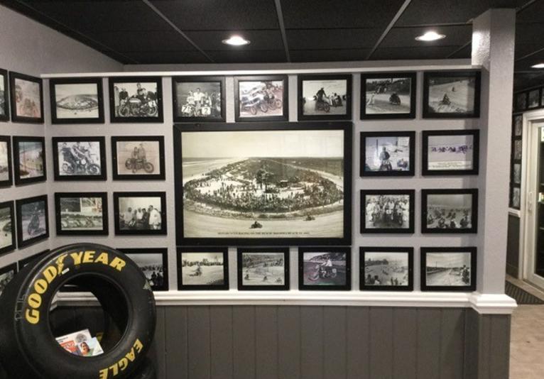 Racing's North Turn Historic Photos