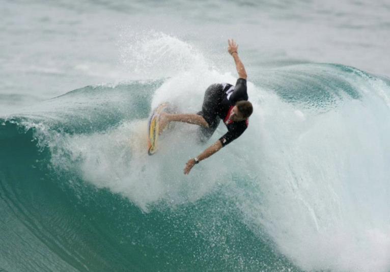 ryan surfing