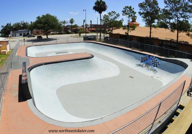 Stone Edge Skateboard Park
