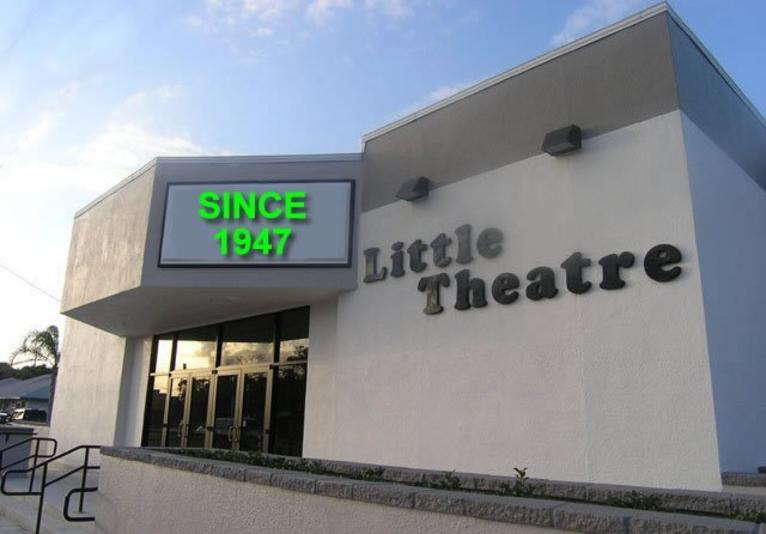The Little Theatre of New Smyrna Beach