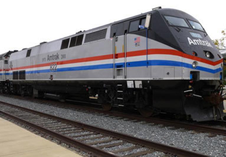 Amtrak Passenger Trains