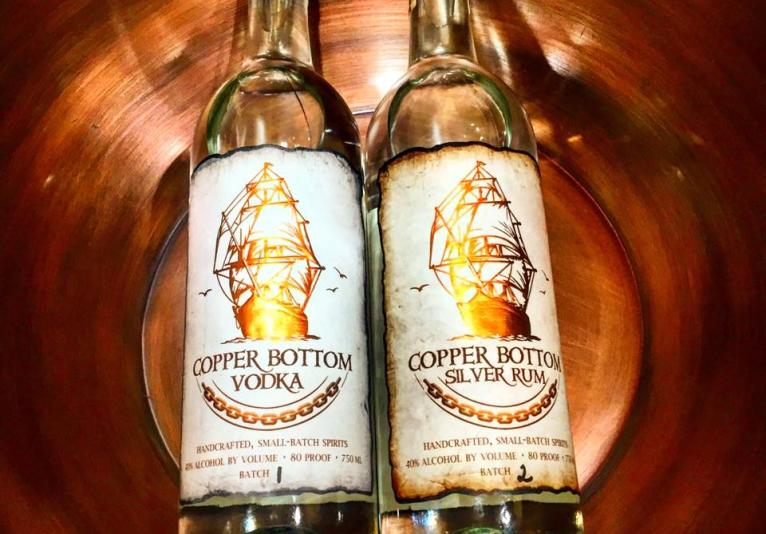 Copper Bottom