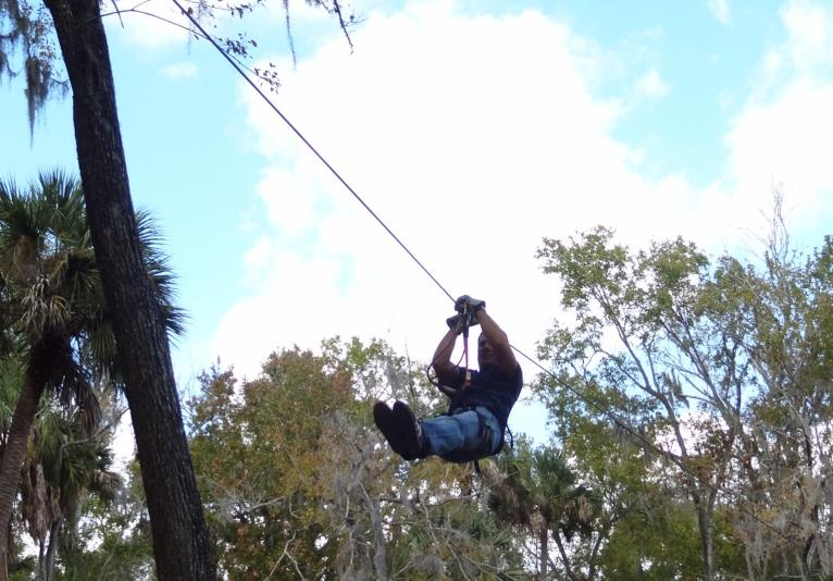 Daytona Zipline Adventure