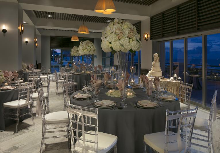 Weddings at Hilton Daytona Beach