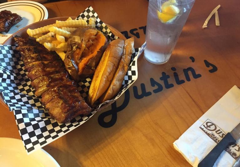 Dustin's