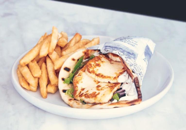 Eat Greek Gyro