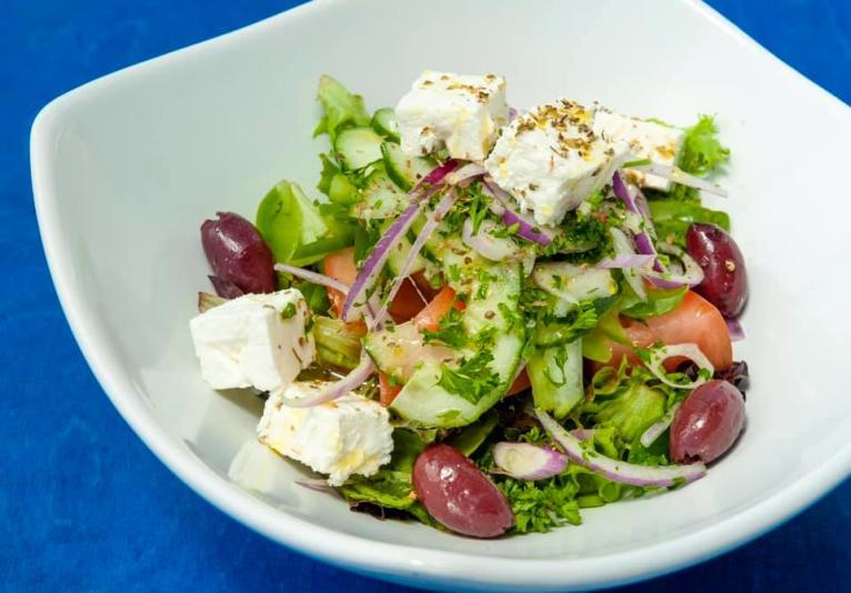 Eat Greek Salad