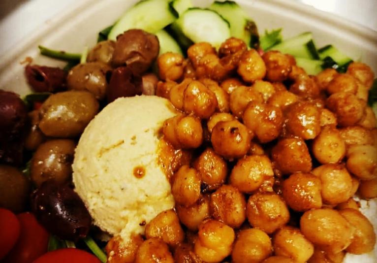 The Health Nut Cafe