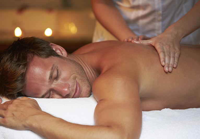 Ocean Waters Spa Massage
