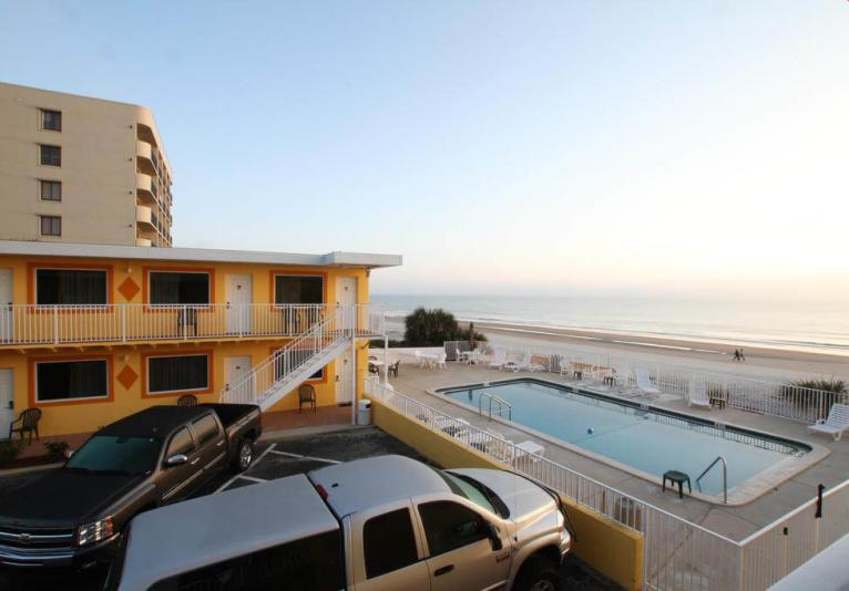 Oceanfront Inn & Suites