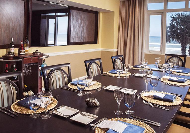 Sandpiper Private Dining & Boardroom