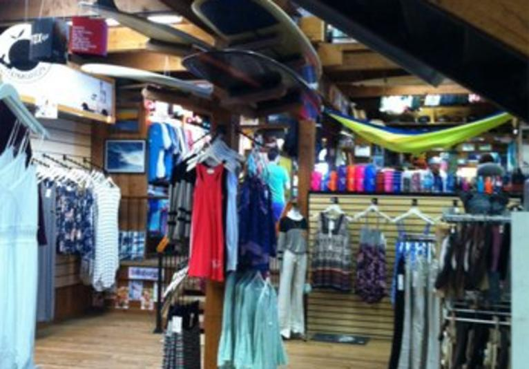 Salty Dog Surf Shop