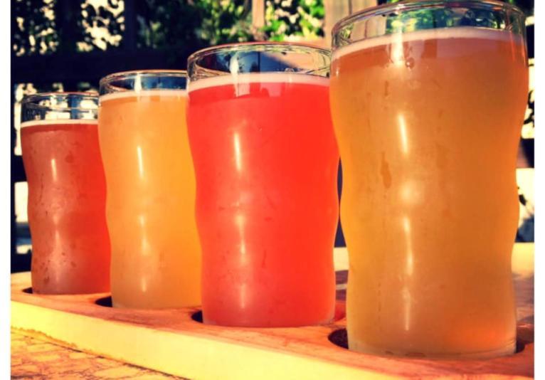Tomoka Brewing Company beers