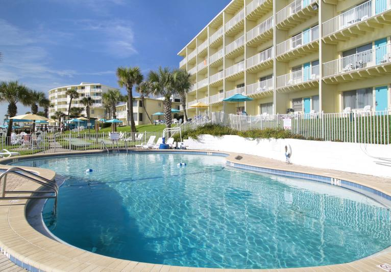 North Tower Pool Oceanfront