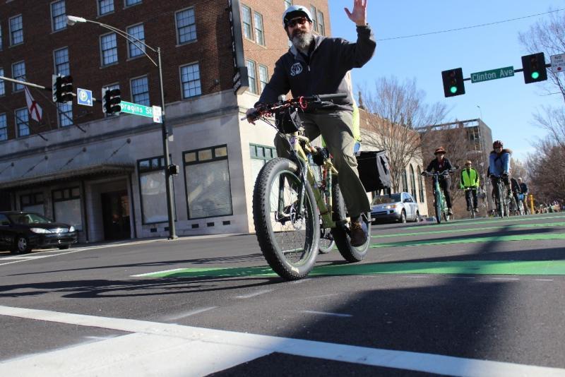 Bruce-on-bike