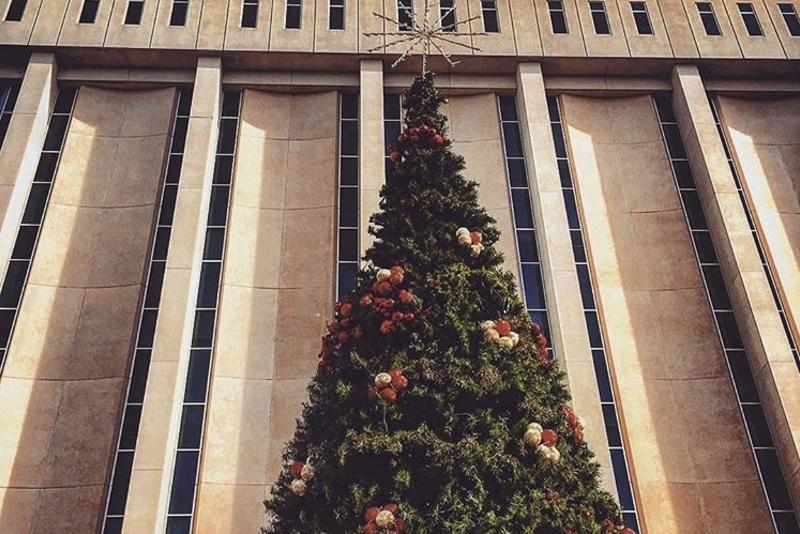 Mayor's Christmas Tree
