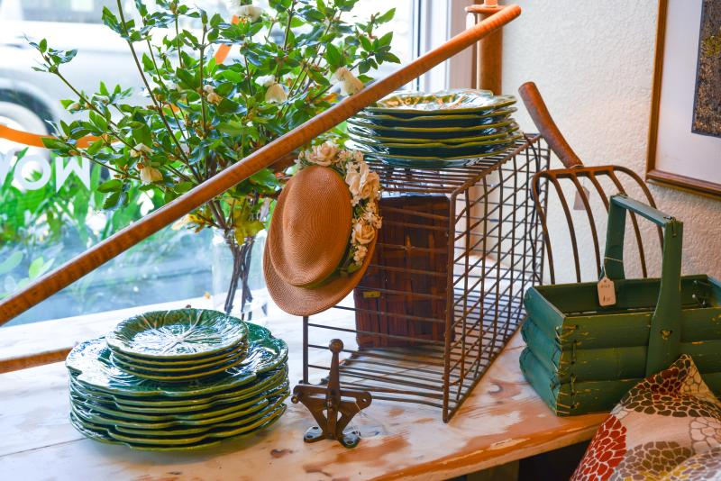 Found Vintage in Historic Old Town Florence by Melanie Griffin