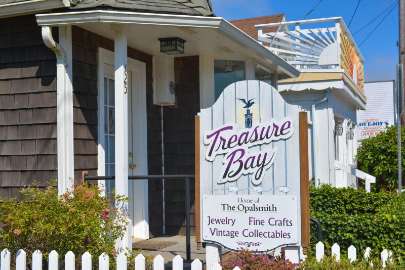 Treasure Bay in Historic Old Town Florence by Melanie Griffin
