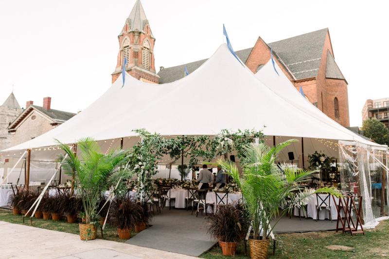 Adelphi Garden Tent