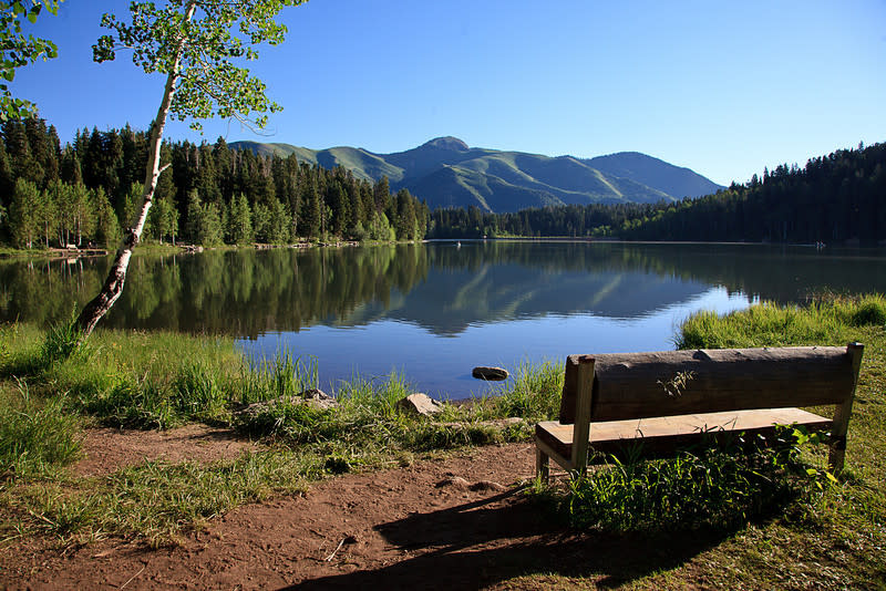 Payson Lakes Campground