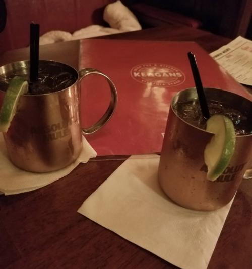 Irish Mule Keagans