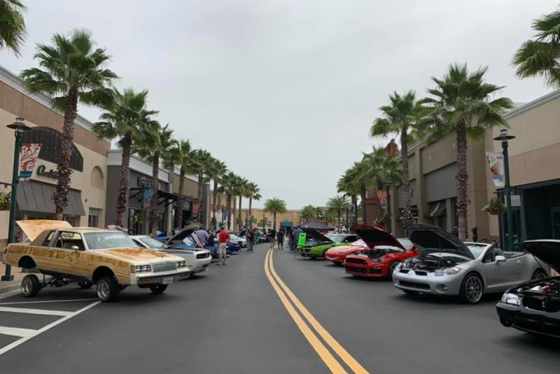 Cruisin' at Wiregrass Car & Truck Show
