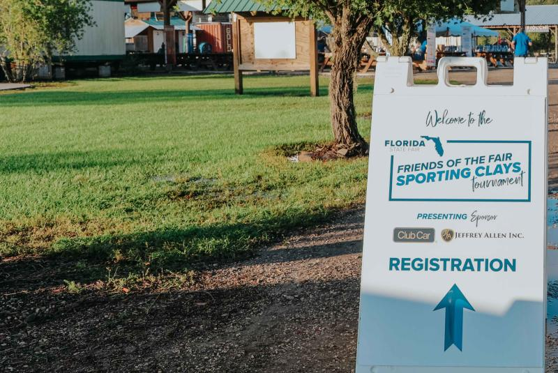 """""""2021 Friends of the Fair Sporting Clays Tournament"""" to benefit the Florida State Fair Foundation"""
