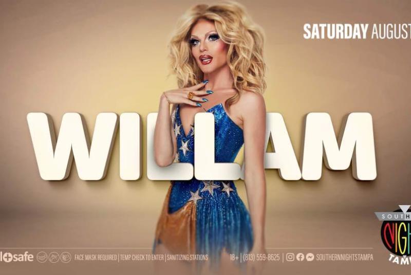 Willam from RuPaul's Drag Race