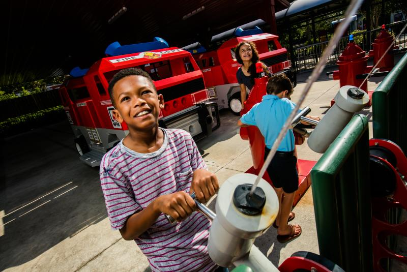 Fire Safety Weekend at LEGOLAND® Florida Resort