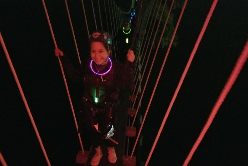 Moonlight Zip Line Adventure