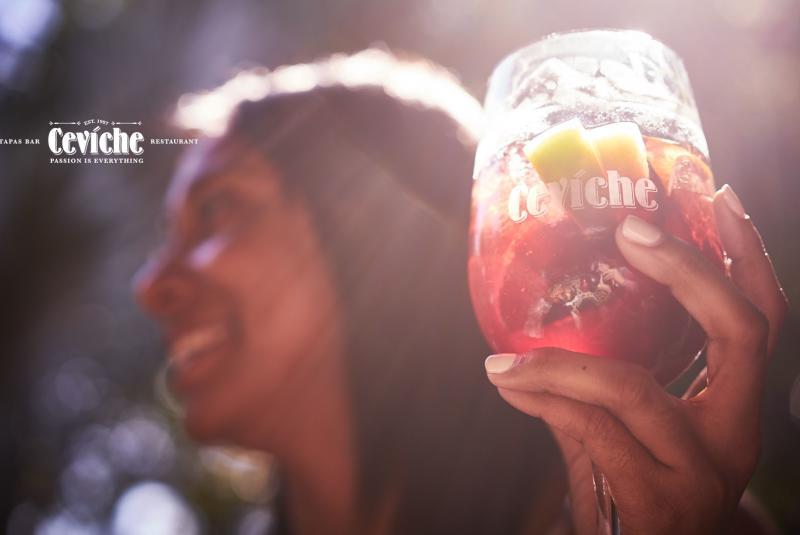 Ceviche's Paella Porch Party