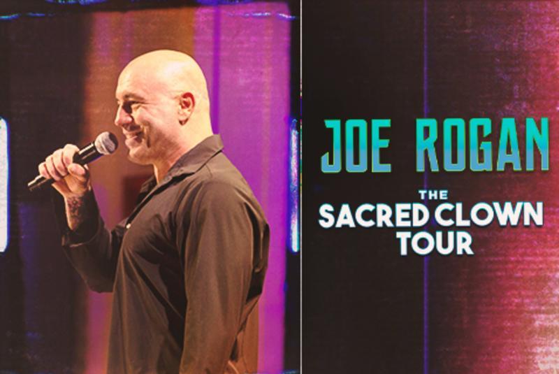 Joe Rogan: The Sacred Clown Tour