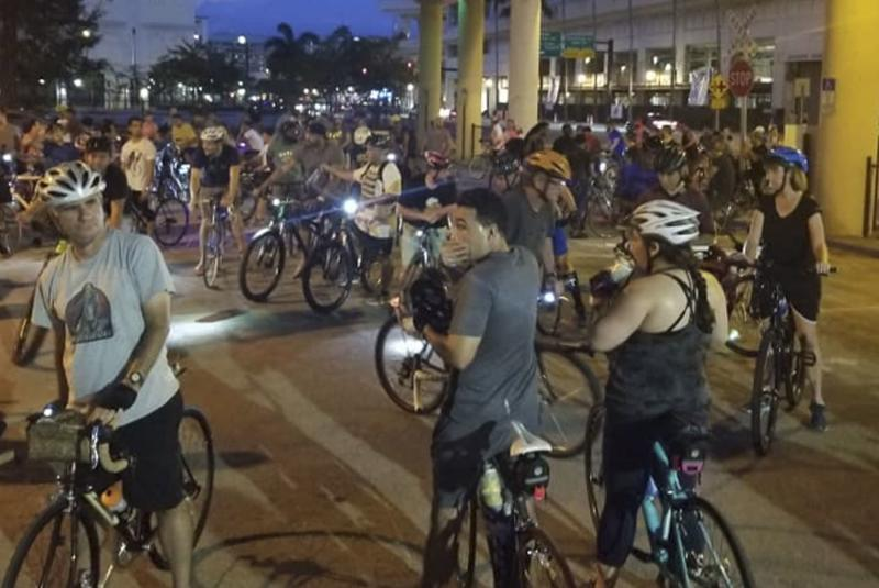 Critical Mass Bike Rides