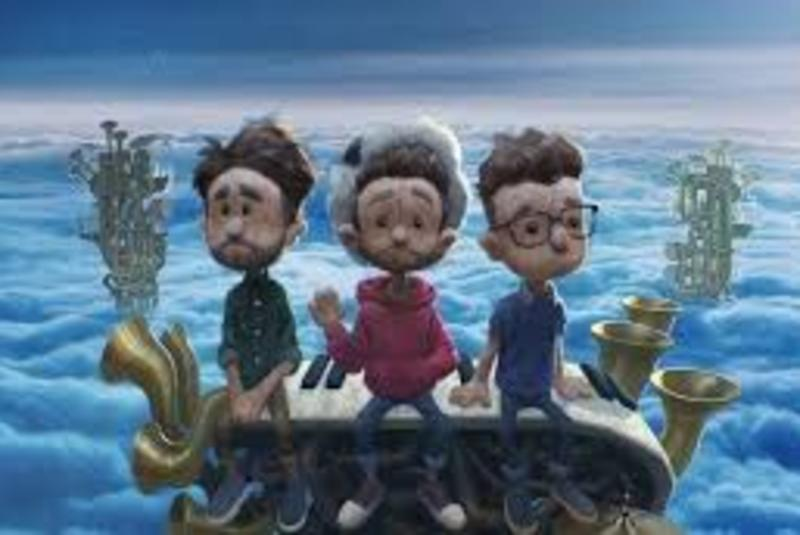 AJR, THE NEOTHEATER WORLD TOUR