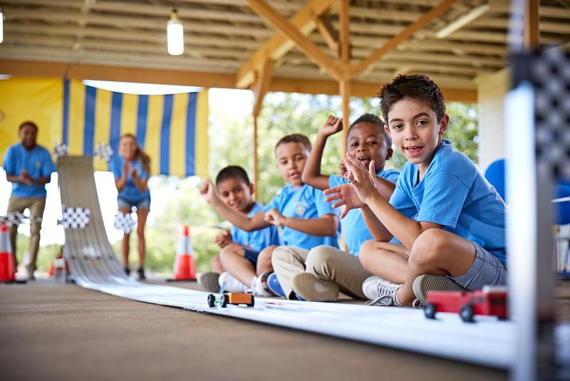 Cub Scouting Grand Prix